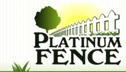 Platinum Fence logo