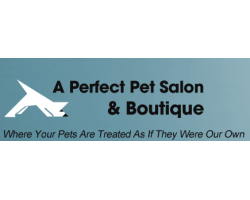A Perfect Pet Salon & Boutique logo