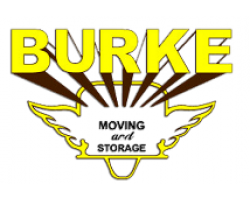 Burke Moving & Storage logo