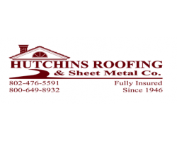 Hutchins Roofing & Sheet logo
