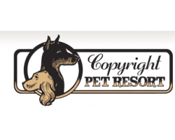 Copyright Pet Resort, Inc. logo