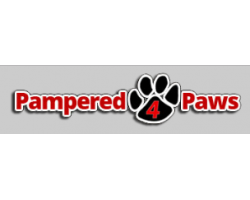 Pampered 4 Paws logo