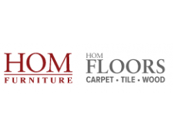 Hom Furniture logo
