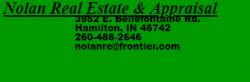 Nolan Real Estate & Appraisal logo