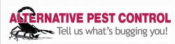 Alternative Pest Control logo
