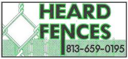 Heard Fence logo