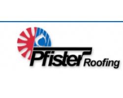 Pfister Roofing logo