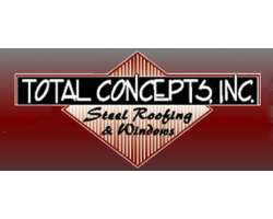 Total Concepts Roofing logo