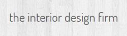 The Interior Design Firm logo