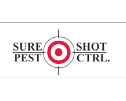 Sure Shot Pest Control logo