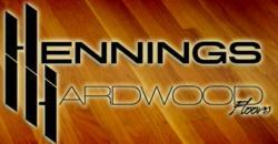 Hennings Harwood Floors logo