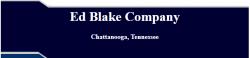 Ed Blake Company logo