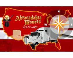 Abracadabra Movers logo