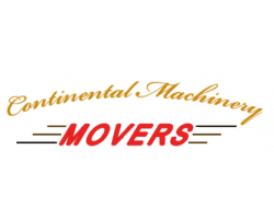 Continental Machinery Movers Of KY logo