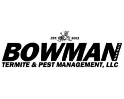 Bowman Termite & Pest Management logo