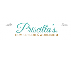 Priscilla's Home Decor logo