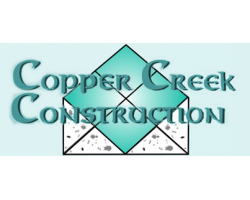 Copper Creek Construction logo