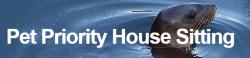 Pet Priority House Sitting logo