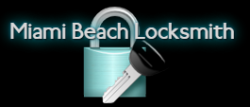 Miami Beach Locksmith logo