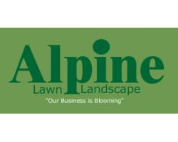 Alpine Lawn & Landscape logo