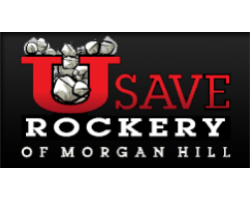 U-Save Rockery of Morgan Hill logo