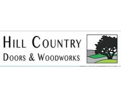 Hill Country Garage Doors logo
