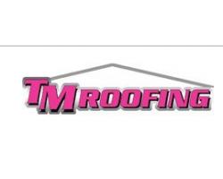 TM Roofing logo