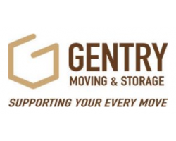 Gentry Moving & Storage logo