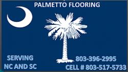 Palmetto Flooring logo