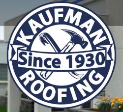 Kaufman Roofing logo