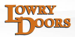 Lowry Doors logo