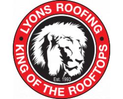 Lyons Roofing logo