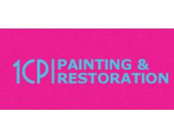 1st Class Painting & Restoration logo