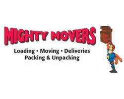 TJ's Mighty Movers LLC logo