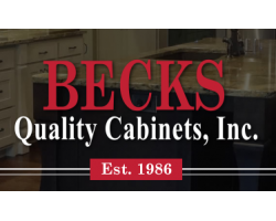 Becks Quality Cabinets, Inc. logo