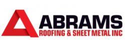 Abrams Roofing & Sheet Metal, Inc. logo