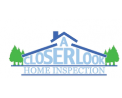 A closer look home inspection logo