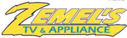 Zemel's TV & Appliances logo