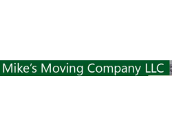 Mike's Moving Company logo