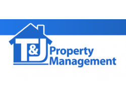 T & J Property Management Office logo