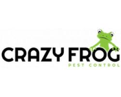 Crazy Frog Pest Control logo