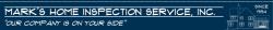Mark's Home Inspection logo