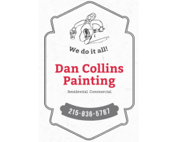 Dan Collins Painting Contractor logo