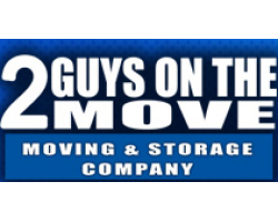 2 Guys on the Move logo