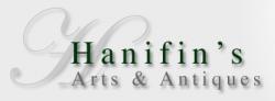 Hanifin's Arts logo