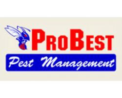 ProBest Pest Management logo