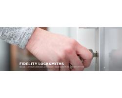 Fidelity Locksmiths logo