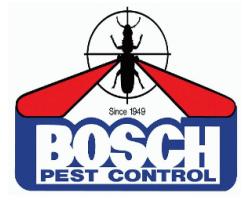 Bosch Pest Control logo