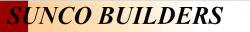 Sunco Builders logo