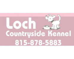 Loch Countryside Kennel logo